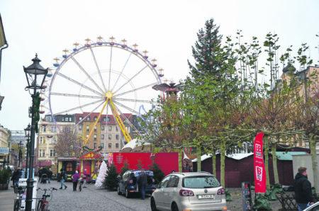 Sonntagsshopping zum vierten Advent, 23.12.18, in Cottbus