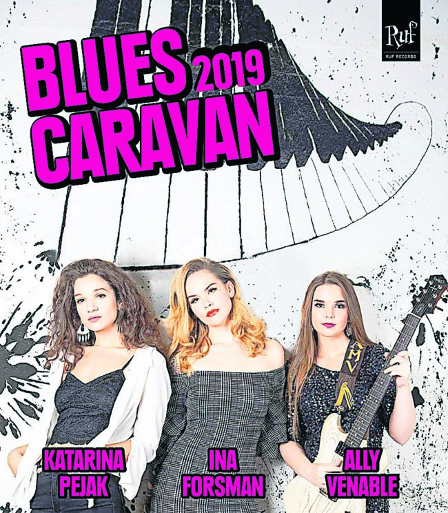 Blues Caravan in Forst am 2.2.19