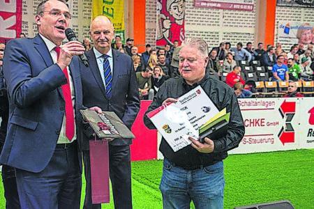 Jubiläums-Traditionsturnier des FSV Glückauf Brieske am 19.1.19