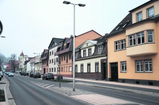 Spremberger Straßen: Friedrichstraße - Mehr als nur Zufahrt und Kreisel