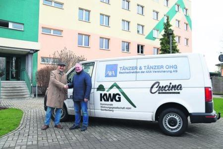 """KWG unterstützt Fußballsportverein """"Glückauf"""" Brieske/Senftenberg zum 100. Jubiläum in 2019"""