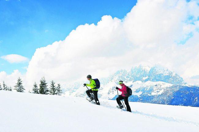 Ratgeber Reisen: Den Winter aktiv genießen