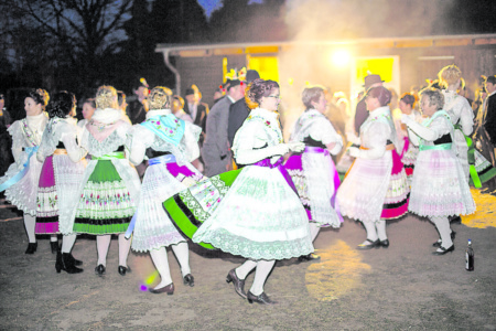 Fastnacht in Schmogrow am 2.3.19