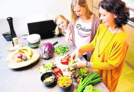Ratgeber Gesundheit: Vitalität durch Sport und Ernährung