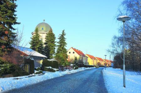 Winter 2019 in Heinrichsfeld - Wo einst die Kohlenbahn fuhr