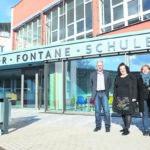 Umbau der Cottbuser Theodor-Fontane-Schule