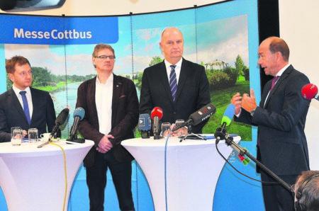 Lausitzrunde bewertet Bericht der Kohlekommission Januar 2019