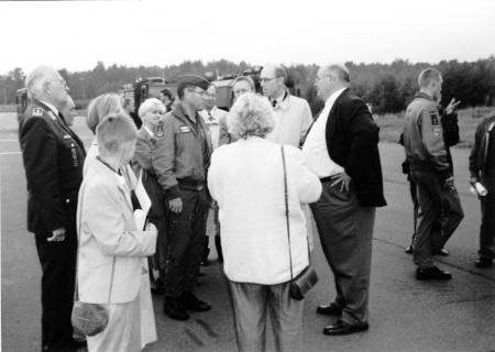 Damals war's Niederlausitz: Der Flugbetrieb wurde 1994 eingestellt