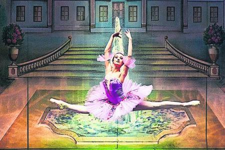 Fantastisches Ballettmärchen für Groß und Klein in der Stadthalle Cottbus