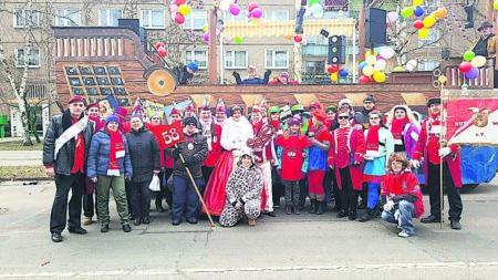 """Großräschener Carneval Club e.V. """"Rot-Weiß"""" feiert am 9.2.2019"""