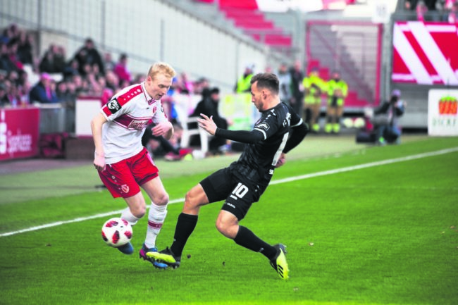 Fußball Liga 3: FC Energie Cottbus trifft auf SV Meppen am 16.2.19