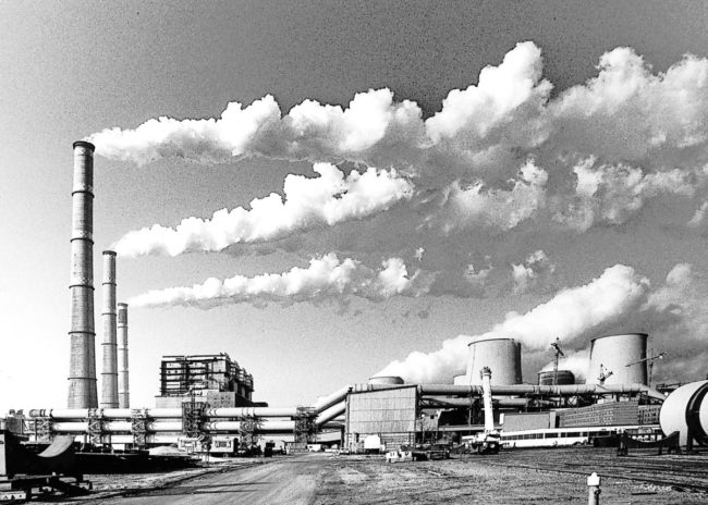 Damals war's Niederlausitz: Kraftwerk Peitz wurde Jänschwalde