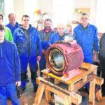 Hundert Jahre schnurrende Motoren