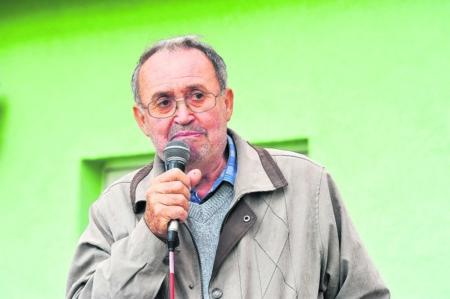 Ehrenmann im Fußballkreis - Joachim Rohde