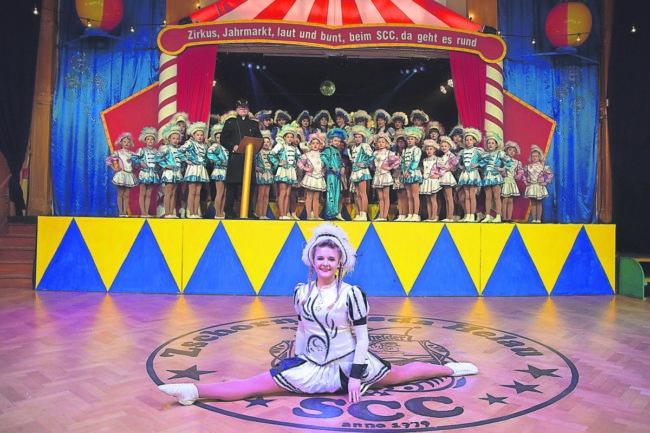 Schwarzheider Carnevalsverein feiert Jubiläum