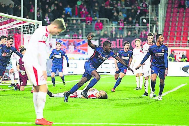 FC Energie Cottbus trifft auf Tabellenzweiten am 17.3.19