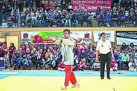 Judo: Auftakt nach Maß