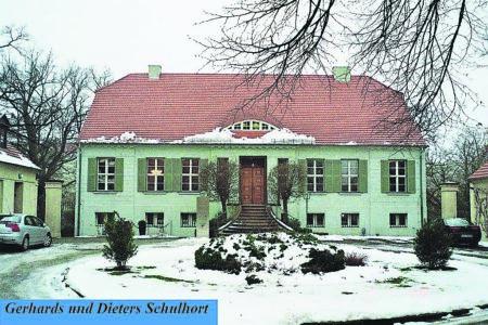Damals wars Niederlausitz: Butter-Kuhnerts Villa