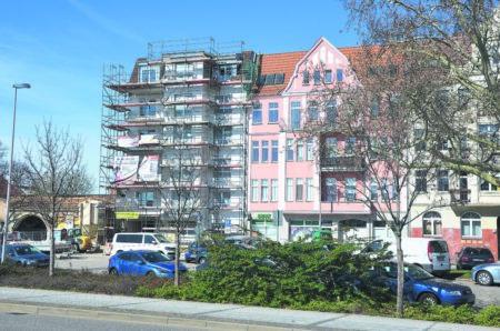 Wohnen auf eigener Etage in der Cottbuser Innenstadt