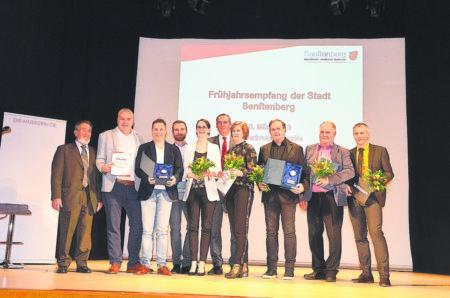 Begehrte Preise in Senftenberg verliehen