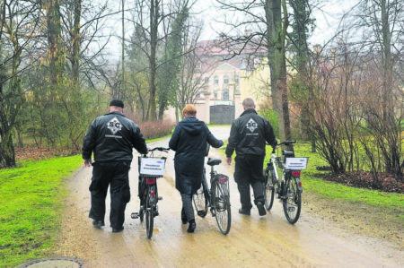 """Branitz hat seit Anfang März 2019 wieder eine """"Parkpolizei"""""""
