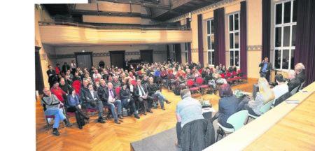 Auftakt zur Kommunalwahl in Cottbus im Mai 2019