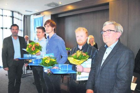 Lausitzer Gesellen starten ins Berufsleben