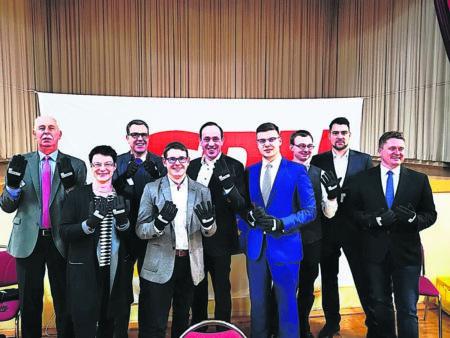 Zur Wahl 2019 im Oberspreewald-Lausitz nominiert sind