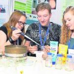 Jugend forscht in Schwarzheide