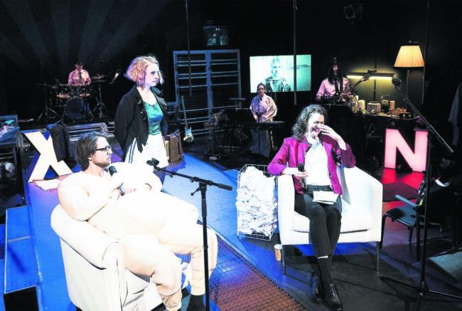 """Feuilleton: """"Nirvana"""" - zurück zum Mutterschoß"""
