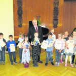 Junge Pianisten beweisen sich im Spremberger Kulturschloss