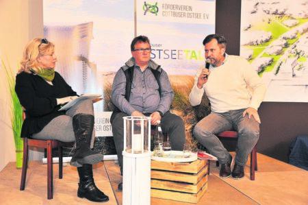 Der Rundweg des Cottbuser Ostsee muss in Planung gehen