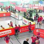 Spannende Spiele bei der Sparkassen Fairplay Soccer Tour in Kolkwitz