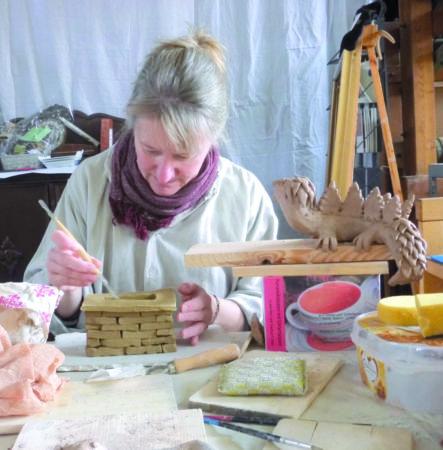 Regionale Künstler öffnen ihre Ateliers