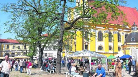 Handwerk trifft Kultur in Neuzelle