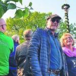 Mit Maibaum in den Wonne-Wahl-Monat 2019