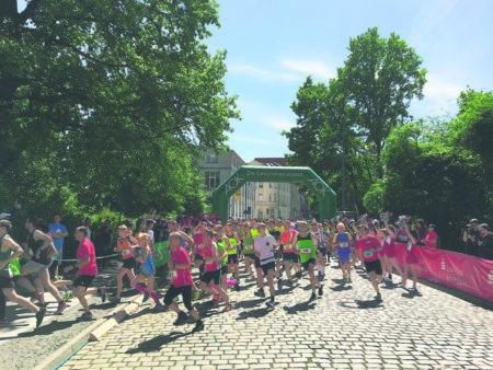 AOK City Run & Bike 2019 in Cottbus