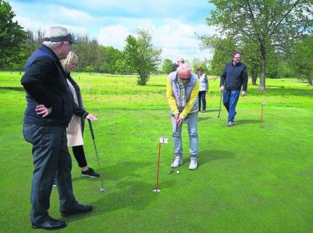 Golf-Sport: Golf-Erlebnistag im Lausitzer Golfclub