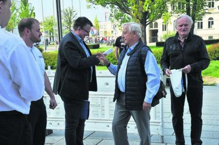 Kommunalwahl Cottbus 2019: Nachdenklich, aber nicht amtsmüde