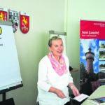"""Forster Stadtchefin Simone Taubenek: """"Noch nicht einen Tag bereut"""""""