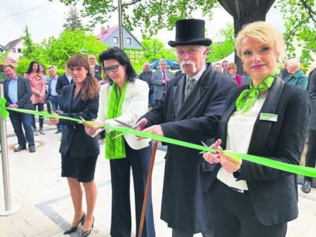 Spreewaldbank eröffnet neue Filiale in Burg