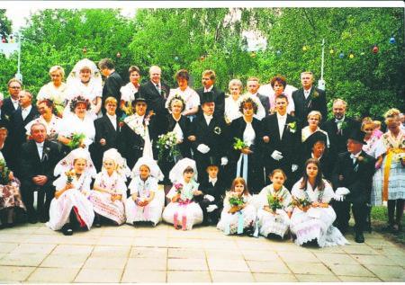 Traditionspflege wird in Saspow groß geschrieben
