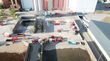 Feuerwehren in Oberspreewald-Lausitz sind gut vorbereitet