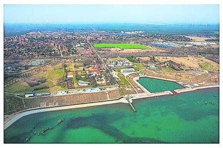 Hafen in Großräschen wird im Mai 2019 eröffnet