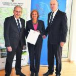 Kabinett vor Ort: Gemeinsam für eine   erfolgreiche Strukturentwicklung