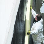 Ratgeber Bauen und Leben: Feuchtes Mauerwerk beschädigt Bausubstanz