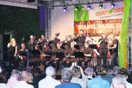 Musik begeistert im Kulturschloss Spremberg