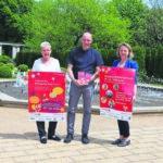 Lausitzer freuen sich auf Blumenfülle und buntes Programm bei den Rosengartenfesttagen vom 28. bis 30. Juni 2019