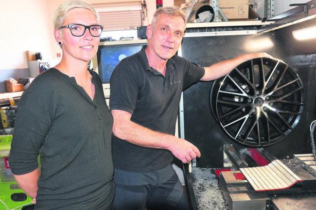 """25 Jahre """"Rad und Reifen"""" in Cottbus"""