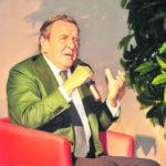 Cottbuser Klartext von Altkanzler Gerhard Schröder